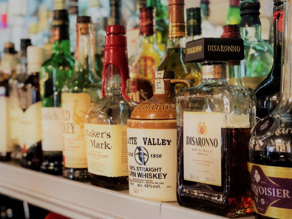 barge inn battlesbridge whisky whiskies